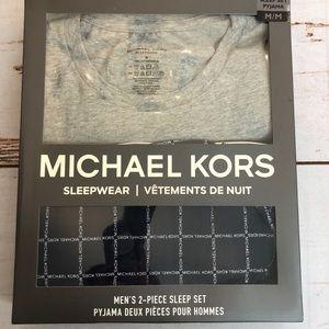 Michael Kors Men's 2 Piece Pj Set. NWT